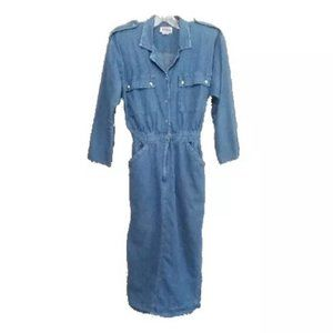 FADS Blue Denim Dress